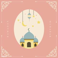 Discover thousands of free-copyright vectors on Freepik Ramadan Cards, Mubarak Ramadan, Eid Mubarak Wishes, Ramadan Greetings, Eid Mubarak Wallpaper, Eid Wallpaper, Wallpaper Ramadhan, Mosque Vector, Egyptian Art