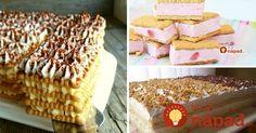 Osviežujúce, rýchle a pripravené bez pečenia. Predstavujeme vám 9 vynikajúcich… Krispie Treats, Rice Krispies, Baking Cupcakes, Cupcake Cakes, Deserts, Cooking, Food, Kitchen, Essen