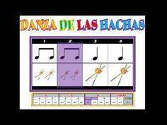 DANZA DE LAS HACHAS. Joaquín Rodrigo. Musicograma instrumentos - YouTube Music Ed, Music Games, Singing Games, Music Classroom, Teaching Music, Music Lessons, Music Videos, Youtube, Teacher