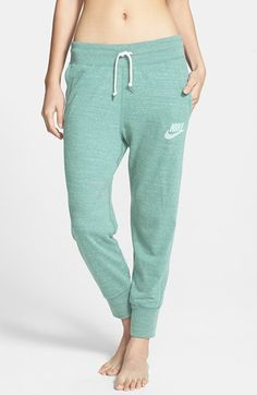 Nike gym pants are also a must need for me. Again, this is not the same one I have, but it is very close.
