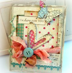 Hello shabby friends and welcome to another fun week of inspiration and creativity here in the Tea Room!  This week Danielle is our ...