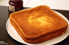 Receta de pastel turco de yogur. Receta con fotos del paso a paso y de la presentación. Con trucos y consejos para el servicio. Recetas de tartas