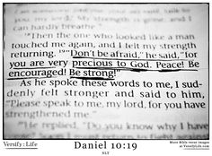 Daniel 10:19 - More Bible verse images at www.versifylife.com