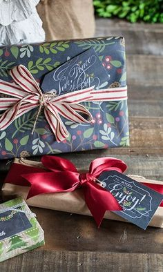 Love wrapping gifts? If not, swing by Lansdowne and let us help you this season! Visit our website for more details on Gift Wrapping! #giftwrap #presents