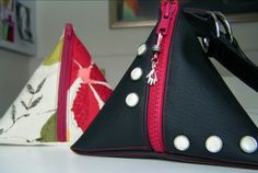 homemade-pyramid-purses  Great site for purse patterns of all sizes and how-to's