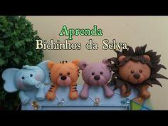 DIY - POTE MENINA E O URSINHO / ELISANGELA MOTTA - YouTube