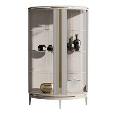 A perfect complementing piece to the Moon Sideboard, this elegant display cabinet will add a superb accent to a traditional living room or dining room to. Cabinet Furniture, Home Furniture, Furniture Design, Furniture Ideas, Contemporary Cabinets, Contemporary Furniture, Wood Cabinets, Storage Cabinets, Display Cabinets