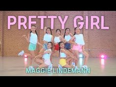 Maggie Lindemann - Pretty Girl (Cheat Codes x Cade Remix) | iMISS Choreography - YouTube