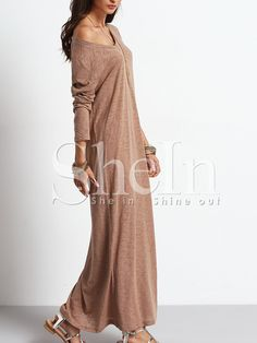 Apricot paisley satin maxi dress