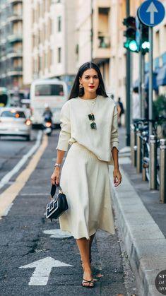 Look Street Style, Street Style Summer, Street Style Looks, Looks Style, Street Chic, Street Style Dresses, Stylish Street Style, Street Style Women, Fashion Mode
