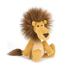 Buy Snagglebaggle Lawrence Lion - Online at Jellycat.com