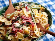 Cheddar Box's Derby pasta salad