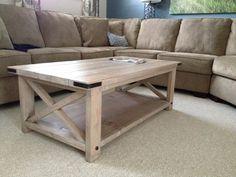 Pretty finish, DIY Table
