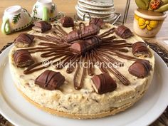 Plum Cake, Sweets Cake, Pie Dessert, Girl Cakes, Kefir, Cheesecakes, Gelato, Tiramisu, Cake Recipes