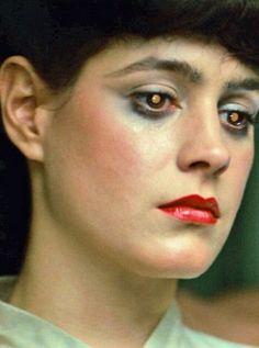 "Sean Young in ""Blade Runner"" Sean Young Blade Runner, Science Fiction, Diana Riggs, Blade Runner 2049, Sci Fi Films, Film Images, Ridley Scott, Film Inspiration, Dark Matter"