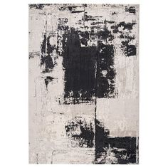 Nuage Rug 7'10x10'6 Black now featured on Fab.