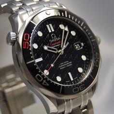 Omega Seamaster James Bond 007 50th Anniversary