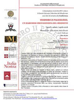 Italia Medievale: Teodoro II Paleologo, un marchese protagonista del...