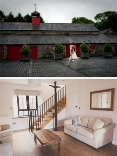 Larchfield Estate wedding venue and accommodation
