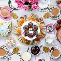Afternoon Tea Party for 4 by Tasty