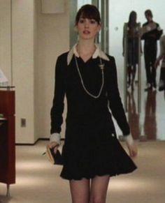 Anne Hathaway, The devil wears Prada