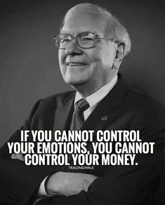 If you cannot control your emotions, You cannot control you Money., If you cannot control your emotions, You cannot control you Money. Wealth Quotes, Wisdom Quotes, Success Quotes, Life Quotes, Strategy Quotes, Quotes Quotes, People Quotes, Mindset Quotes, Happiness Quotes