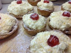 Manchester tarts