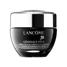 What it is:An advanced antiaging complex that helps create younger-looking, brighter eyes.What it is formulated to do:This unique gel-cream leaves the eye contour velvety to the touch. Dark circles and signs of fatigue fade as the eye area is infused