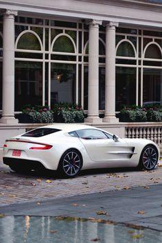 italian-luxury:  Aston Martin | More