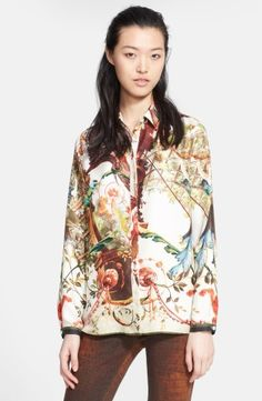 Etro Silk Twill Blouse | Nordstrom, How would you style this? http://keep.com/etro-silk-twill-blouse-no-by-dressmesue/k/1a2xDPgBME/