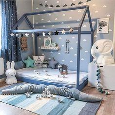 Fun and Original Ideas for Boy's Bedroom Decor – Voyage Afield Bedroom Wall Colors, Boys Bedroom Decor, Baby Room Decor, Girls Bedroom, Childrens Bedroom, Bedroom Red, Le Shop, Toddler Rooms, Bathroom Design Luxury