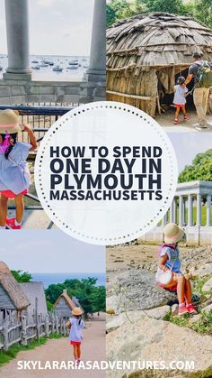 Guide on the top things to do in Plymouth Massachusetts Family Road Trips, Road Trip Usa, Travel With Kids, Family Travel, Plymouth Massachusetts, Travel Usa, Travel Tips, Family Adventure, Cool Places To Visit