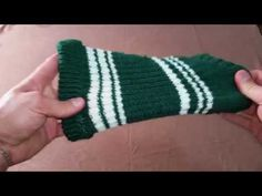 Hand Knit Doggie Sweaters on Parade - YouTube Dog Sweaters ded29574d58