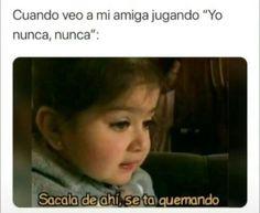 Best Memes, Funny Memes, Saints Memes, Bts Meme Faces, Spanish Memes, Kawaii Anime, I Laughed, Bff, Laughter