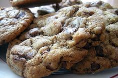 Neiman Marcus Cookies. I've made these cookies many times and they really are the best CCC in the world.