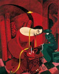 Seamstress Hearts by Carlos C. Lainez.