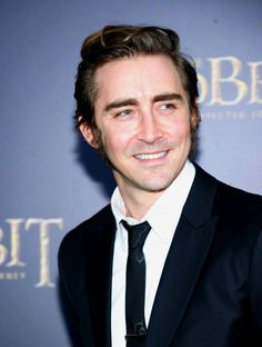 Lee Pace at The Hobbit: The Desolation of Smaug Premiere