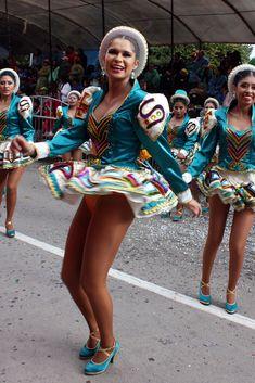 Beautiful Bolivian Women
