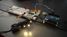Arduino Uno R3 using PWM ports to power 12V LED stripes