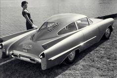 1954 Oldsmobile Cutlass Concept Car
