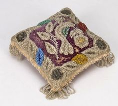 Native American beaded whimsey
