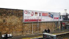 Billboards: Outdoor advertising for The Design Corner Christmas Pops, Pop Up Shops, Billboard, Case Study, Advertising, Corner, Projects, Outdoor, Design