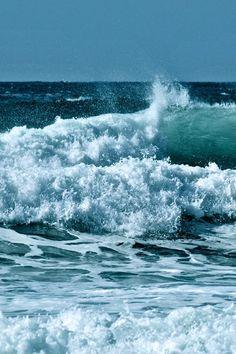 #océan #écume