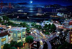 Moonlight Bay ~ Alexander Chen