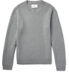This Folk sweater will become a fundamental element in your year-round wardrobe. In a textured knit, it's made from a flexible stretch-cotton blend and has a comfortable mid-weight handle. The semi-fitted cut makes it a great option for layering.