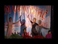Cô giáo về bản - tốp múa trường THCS Chu Văn An
