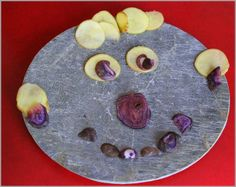 Mr Potato Head. Just for fun.  www.gathering-fla...