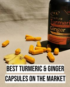 1000 mg pure standardized 95% Curcuminoids Extract 750 mg Ginger Root Extract 4:1 15 mg Black Pepper Extract This is a MUST for Greatest Effect! It's Much Stronger than other brands that contain unextracted turmeric root powder or ginger powder. Our potent Extract of Turmeric Ginger with black pepper is formulated for maximum absorption & bioavailability of nutrients. Turmeric Root, Natural Supplements, Health Fitness, Nutrition, Stuffed Peppers, Pure Products, Healthy, Black