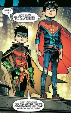 Supersons-DC Comics