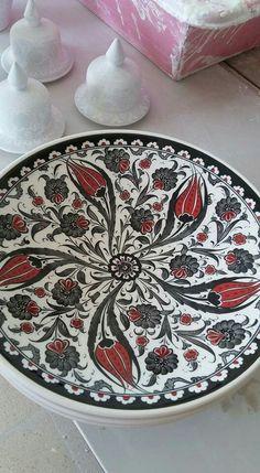 38 Ceramic Design, Arabesque, Porcelain Tile, Plates, Tableware, Moroccan, Pattern, Workshop, Food